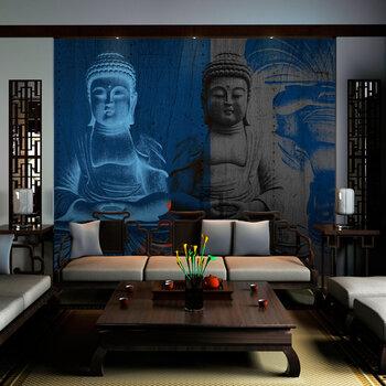 Fototapetas - Three incarnations of Buddha kaina ir informacija   Fototapetai   pigu.lt