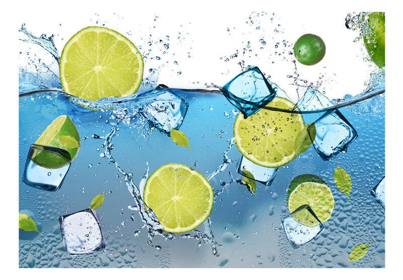 Fototapetas - Refreshing lemonade kaina