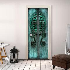 Durų fototapetas - Emerald Gates kaina ir informacija | Fototapetai | pigu.lt