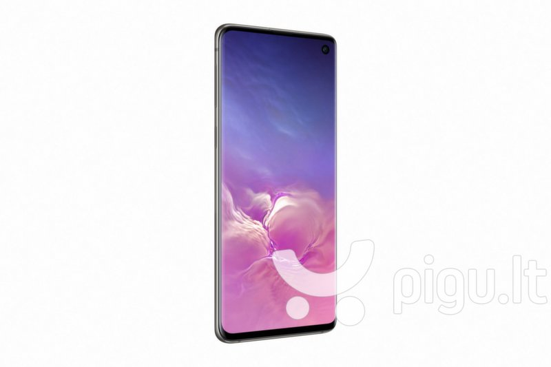 Samsung Galaxy S10, 512 GB, Prism Black kaina