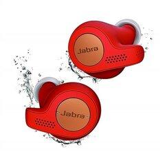 Jabra Elite Active 65t, Raudonos kaina ir informacija | Ausinės, mikrofonai | pigu.lt
