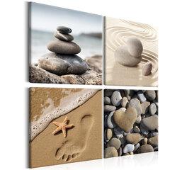 Paveikslas - Marine Quartet kaina ir informacija | Reprodukcijos, paveikslai | pigu.lt