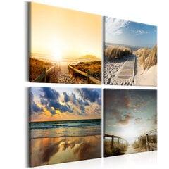 Paveikslas - On The Beach of Dreams kaina ir informacija | Reprodukcijos, paveikslai | pigu.lt
