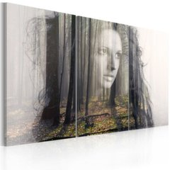 Paveikslas - Forest nymph kaina ir informacija | Reprodukcijos, paveikslai | pigu.lt
