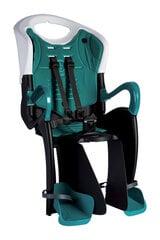 Galinė dviračio kėdutė Bellelli Tiger Standard, turkio spalvos kaina ir informacija | Dviračių kėdutės vaikams | pigu.lt