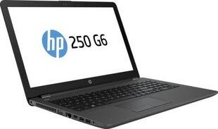 Prekė su pažeista pakuote. HP 250 G6 (2LB85EA) 8 GB RAM/ 512 GB + 1 TB SSD/ Win10H kaina ir informacija | Kompiuterinė technika su paž. pakuotėmis | pigu.lt