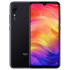 Xiaomi Redmi Note 7, 4/64 GB, Dual Sim, черный