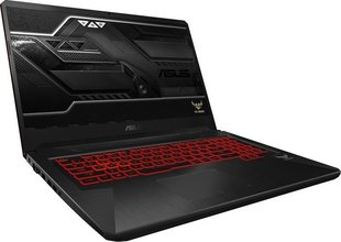 Asus TUF Gaming FX705 (FX705GD-EW090) 8 GB RAM/ 512 GB M.2 PCIe/ 1TB HDD/ Win10H