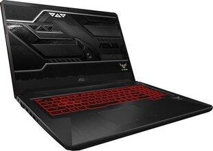 Asus TUF Gaming FX705 (FX705GD-EW090) 8 GB RAM/ 480 GB M.2 PCIe/ 512 GB SSD/ Win10H