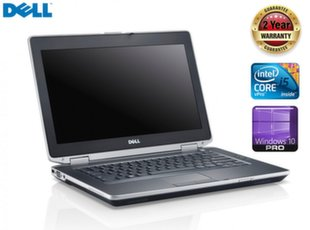 Dell Latitude E6430 i5-3320M 8GB 120SSD WIN10Pro