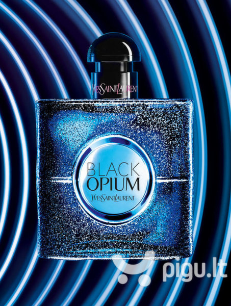 Kvapusis vanduo Yves Saint Laurent Black Opium Intense EDP moterims 50 ml internetu