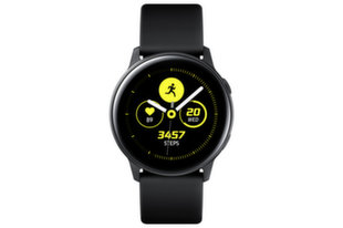 Samsung Galaxy Watch Active, Juoda