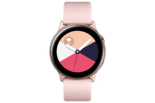Samsung Galaxy Watch Active, Pink Gold kaina ir informacija | Samsung Galaxy Watch Active, Pink Gold | pigu.lt