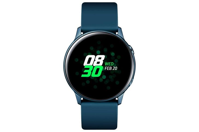 Samsung Galaxy Watch Active, Žalia