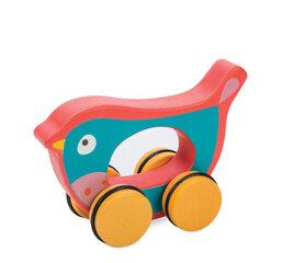 Medinis žaislas - Paukščiukas, Le Toy Van PL032 kaina ir informacija | Žaislai kūdikiams | pigu.lt