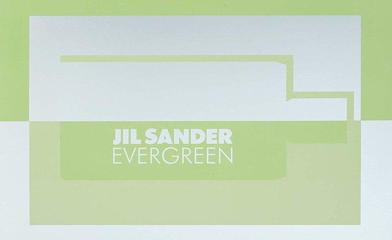 Rinkinys Jil Sander Evergreen moterims: EDT 30 ml + kūno losjonas 75 ml internetu