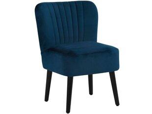 Kėdė Antonio, tamsiai mėlyna kaina ir informacija | Kėdė Antonio, tamsiai mėlyna | pigu.lt
