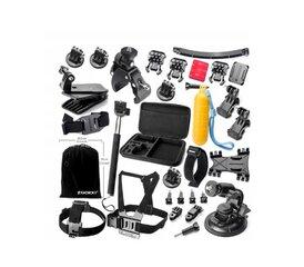 Priedų rinkinys sportinio tipo kameroms Go Pro,Sony, Xiaomi kaina ir informacija | Priedų rinkinys sportinio tipo kameroms Go Pro,Sony, Xiaomi | pigu.lt