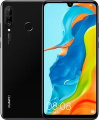 Huawei P30 Lite, 128 GB, Midnight Black