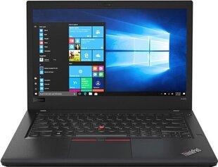 Lenovo ThinkPad A485 (20MV0001MH) kaina ir informacija | Nešiojami kompiuteriai | pigu.lt