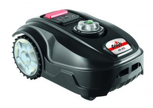 Vejos robotas 28V Grizzly MR 400