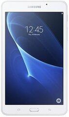 """Товар с повреждённой упаковкой. Samsung Galaxy Tab A (2016) T285 7"""" 4G White (Белый)"""