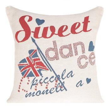 Dekoratyvinės pagalvėlės užvalkalas, 45 x 45 cm kaina ir informacija   Dekoratyvinės pagalvėlės ir užvalkalai   pigu.lt