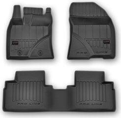3D резиновые коврики Proline Toyota Avensis III 2009-2018 цена и информация | 3D резиновые коврики Proline Toyota Avensis III 2009-2018 | pigu.lt