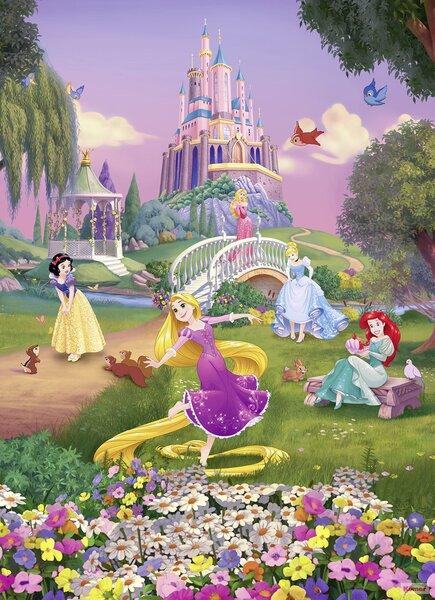 Fototapetai Disney Princess Sunset