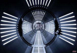 Fototapetai Star Wars Tunnel
