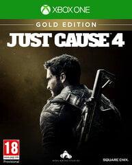 Xbox One Just Cause 4 Gold Edition kaina ir informacija | Kompiuteriniai žaidimai | pigu.lt