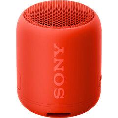 Sony SRS-XB12, raudona kaina ir informacija | Sony SRS-XB12, raudona | pigu.lt
