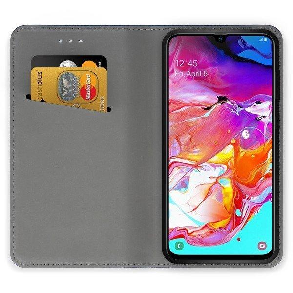 Mocco Smart Magnet Case Чехол для телефона Huawei P30 Lite Черный интернет-магазин