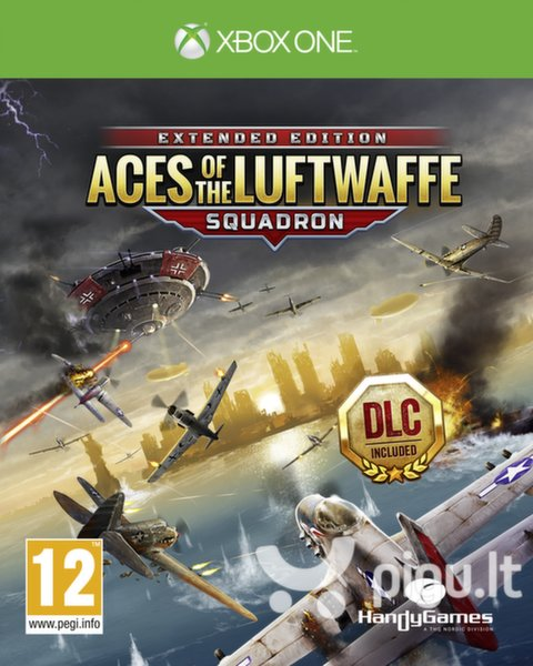 Aces of the Luftwaffe - Squadron Extended Edition, Xbox one