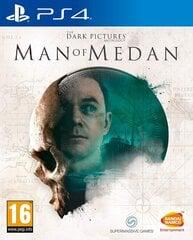 The Dark Pictures Anthology - Man of Medan PS4 kaina ir informacija | Kompiuteriniai žaidimai | pigu.lt