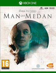 The Dark Pictures Anthology - Man of Medan Xbox One kaina ir informacija | The Dark Pictures Anthology - Man of Medan Xbox One | pigu.lt