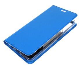 Dux Ducis Premium Magnet Case For Samsung G970 Galaxy S10e Light Blue kaina ir informacija | Telefono dėklai | pigu.lt