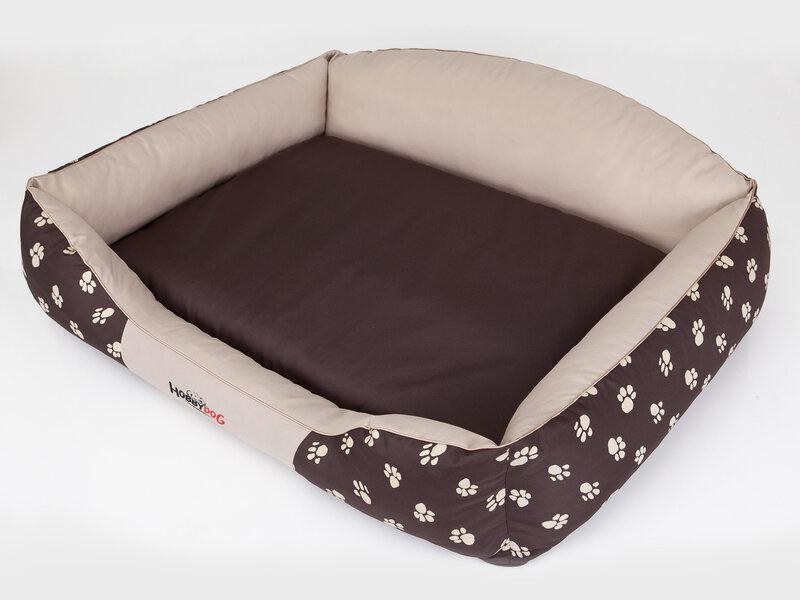 Hobbydog karališkas guolis L, rudas internetu