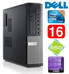 Dell 7010 DT i5-3470 16GB 120SSD Windows 10 Professional kaina ir informacija | Dell 7010 DT i5-3470 16GB 120SSD Windows 10 Professional | pigu.lt