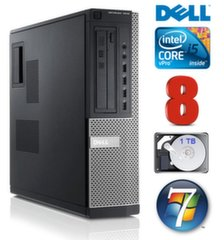 Dell 7010 DT i5-3470 8GB 1TB Windows 7 Professional kaina ir informacija | Dell 7010 DT i5-3470 8GB 1TB Windows 7 Professional | pigu.lt