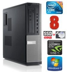 Dell 7010 DT i5-3470 8GB 480SSD+2TB Windows 7 Professional kaina ir informacija | Dell 7010 DT i5-3470 8GB 480SSD+2TB Windows 7 Professional | pigu.lt