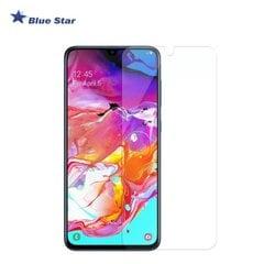 BS Tempered Glass 9H Extra Shock для Samsung Galaxy A70, Прозрачное цена и информация | Защитные пленки для телефонов | pigu.lt