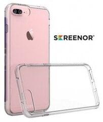 Screenor Bumper Case, skirtas Huawei Y5, Huawei Honor 8S, skaidrus kaina ir informacija | Telefono dėklai | pigu.lt