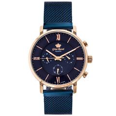 Vyriškas laikrodis Gino Rossi Exclusive GRE6182B6F3 kaina ir informacija | Vyriškas laikrodis Gino Rossi Exclusive GRE6182B6F3 | pigu.lt