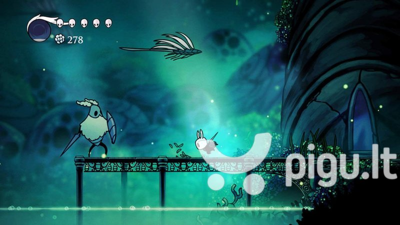 Hollow Knight PS4 internetu