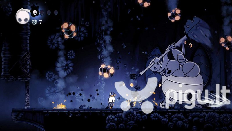 Hollow Knight PS4 pigiau