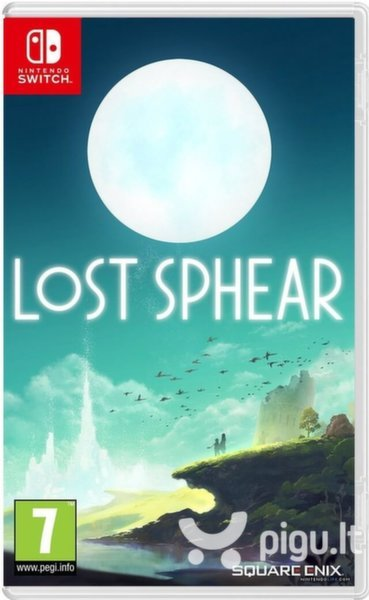 Lost Sphear NSW