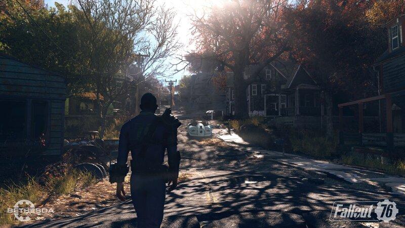 Fallout 76 Tricentennial Edition PS4 internetu