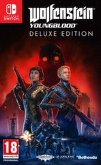 Wolfenstein Youngblood Deluxe Edition NSW kaina ir informacija | Wolfenstein Youngblood Deluxe Edition NSW | pigu.lt