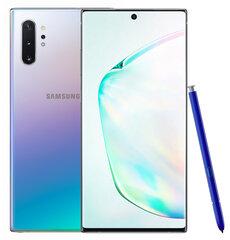 Samsung Galaxy Note 10, 256 GB, Dual SIM, Mėlyna (Aura Glow)